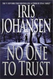 No One to Trust - Iris Johansen