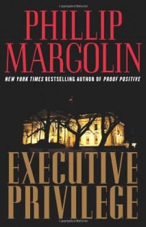 Executive Privilege with Capitol Murder Teaser (Audio) - Phillip Margolin, Jonathan Davis