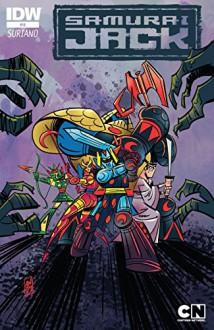 Samurai Jack #18 - Andy Suriano, Andy Suriano