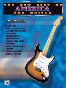 The New Best of America for Guitar - America