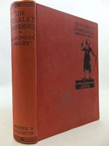 The Scarlett Pimpernel - Emma Orczy, John Falter