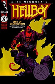 Hellboy: Seed of Destruction #1 - John Byrne, Mike Mignola, Mike Mignola