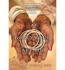 By Sonali Dev A Bollywood Affair [Paperback] - Sonali Dev