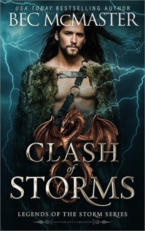 Clash of Storms - Bec McMaster