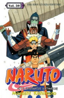 Naruto Vol. 50: Underwater Deathmatch!! - Masashi Kishimoto