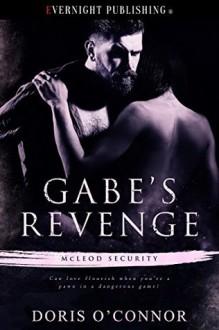 Gabe's Revenge (McLeod Security #2) - Doris O'Connor