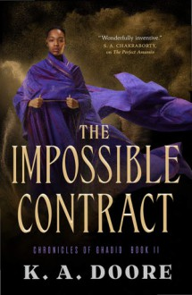 The Impossible Contract - K.A. Doore