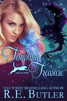 Tempting Treasure (Ashland Pride #10) - R.E. Butler