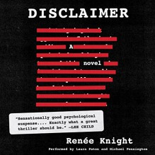 Disclaimer: A Novel - Renée Knight,HarperAudio,Laura Paton,Michael Pennington