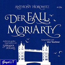 Der Fall Moriarty - Anthony Horowitz