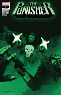 The Punisher (2018-) #4 - Matthew Rosenberg,Szymon Kudranski,Greg Smallwood