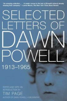 Selected Letters, 1913-1965 - Dawn Powell