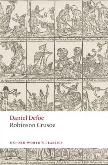 Robinson Crusoe - Daniel Defoe, James Kelly