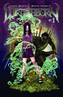 Wraithborn - Marcia Chen,Joe Benitez
