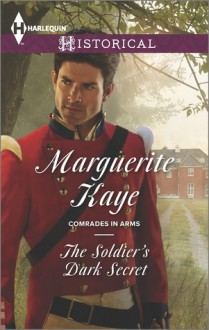 The Soldier's Dark Secret - Marguerite Kaye