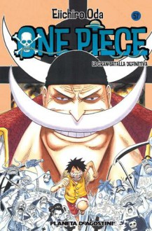 La gran batalla definitiva (One Piece, #57) - Eiichiro Oda