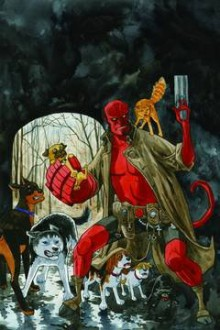 Beasts of Burden Hellboy One-Shot Comic - Mike Mignola