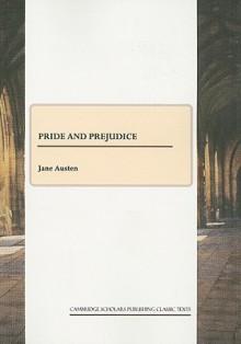 Pride and Prejudice - Bee Willey, Jane Austen