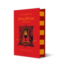 Harry Potter and the Goblet of Fire -- Gryffindor Edition - J.K. Rowling