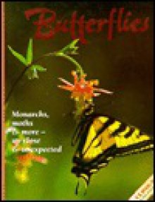 Butterflies: Monarchs, Moths & More--Up Close & Unexpected (Close Up: a Focus on Nature) - Joni Phelps Hunt