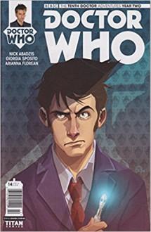 Doctor Who: The Tenth Doctor #2.14 - Nick Abadzis,Eleonora Carlini