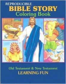 Bible Story Coloring Book - Standard Publishing