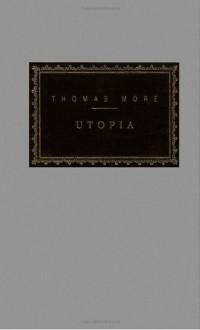 Utopia - Thomas More, Ralph Robinson, Jenny Mezciems