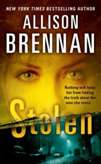 Stolen - Allison Brennan