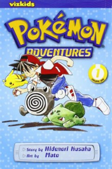 Pokémon Adventures, Vol. 1 (2nd Edition) - Hidenori Kusaka