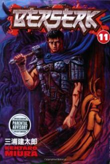 Berserk, Vol. 11 - Kentaro Miura,Duane Johnson