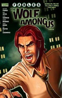 Fables: The Wolf Among Us Vol. 1 - Matthew Sturges,Dave Justus,Shawn McManus
