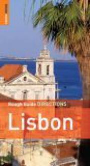Rough Guide Directions Lisbon - Matthew Hancock