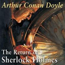 The Return of Sherlock Holmes - Arthur Conan Doyle, Derek Jacobi