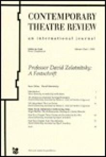 Professor David Zolotnitsky: A Festschrift - D. Zolotnitsky