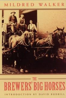 The Brewers' Big Horses - Mildred Walker, David Y. Budbill, David Budbill