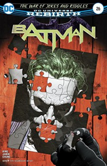 Batman (2016-) #27 - Tom King,Mikel Janin,Davide Gianfelice,Danny Miki,Clay Mann