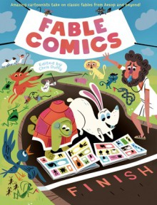 Fable Comics - Various,Chris Duffy