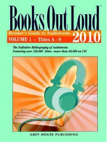 Books Out Loud 2 Volume Set - R.R. Bowker