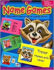 Name Games - Traci Geiser