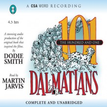 The Hundred and One Dalmatians - Dodie Smith, Martin Jarvis, CSA Word
