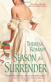 Season for Surrender by Theresa Romain (2012-10-02) - Theresa Romain