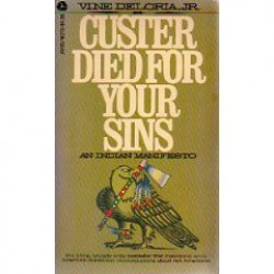 a literary analysis of custer died for your sins