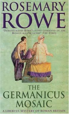 The Germanicus Mosaic - Rosemary Rowe