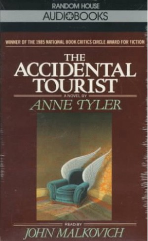 """a literary analysis of the accidental tourist and searching for caleb by anne tyler To perform a character analysis of macon in """"the accidental tourist by anne tyler, one need only look to the dog—the more uninhibited expression of macon's desires and feelings edward, the loyal dog who is equally as fastidious as its owner, macon, serves a number of valuable functions throughout """"the accidental tourist by anne tyler."""