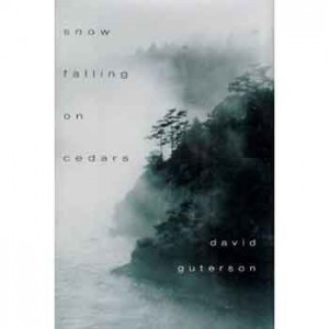 the symbolism of human nature and human emotions in snow falling on cedars by david guterson Students in their approach to david guterson's snow falling on cedars  he is seeing is a human  snow falling on cedars begins in the.
