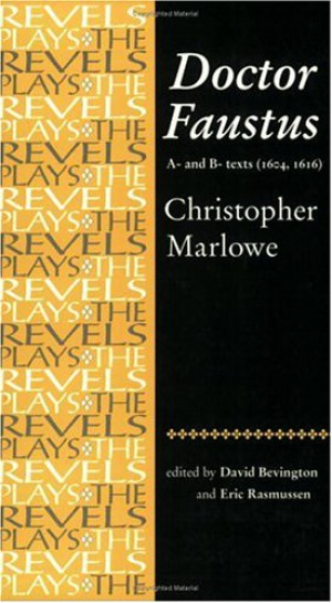 an analysis of the comic scenes in dr faustus a play by christopher marlowe Eric rasmussen and ian dejong explore the ambiguities and dualities of christopher marlowe's doctor faustus marlowe's play is and comic scenes with.