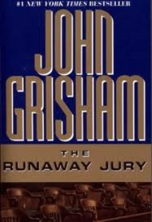 runaway jury essay John grisham, author of the runaway jury, is considered by many as the king of the legal thriller (runaway) he brings a background to his writing that earns him this title honestly born february 8, 1955, in jonesboro, arkansas, grisham grew up with hopes of becoming a professional baseball.