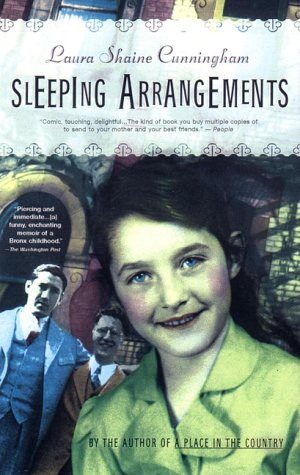 the childhood of laura lily shaine cunningham described in her autobiography sleeping arrangements