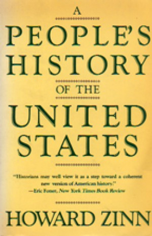 the mistreatment of africans in howard zinns book a peoples history of the united states