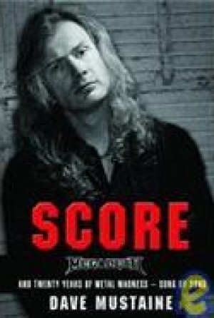 Dave Mustaine Book